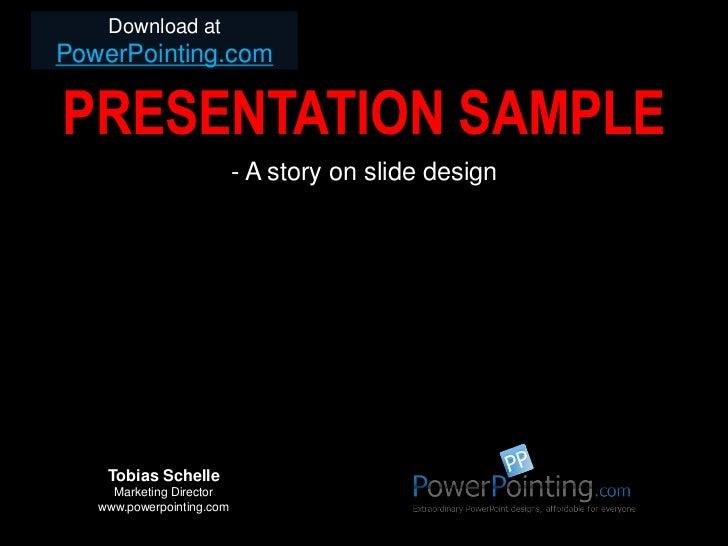Powerpoint Free sample