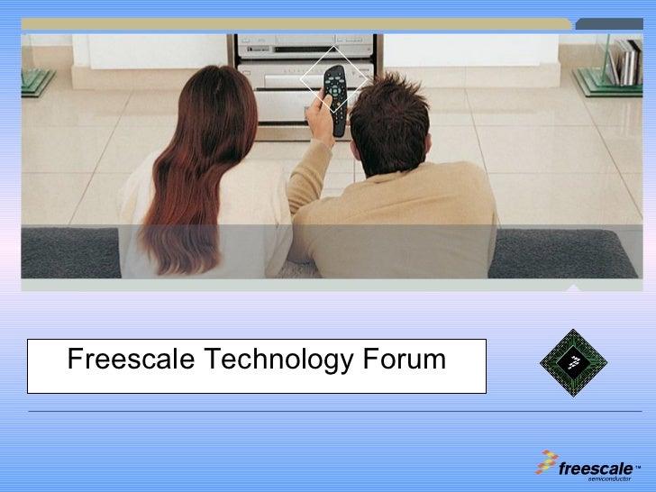 Freescale Event