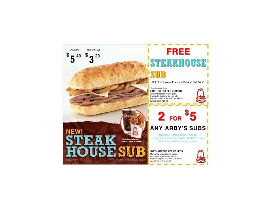 Free steakcoupon06302010