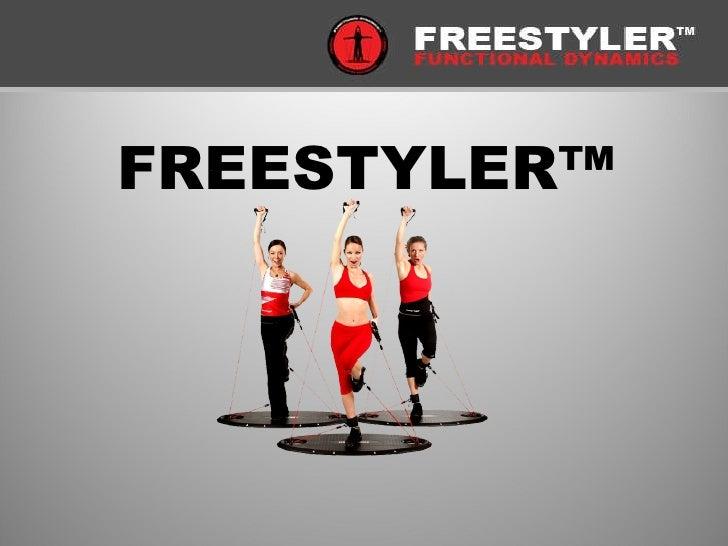 Freestyler Linkedin Presentation