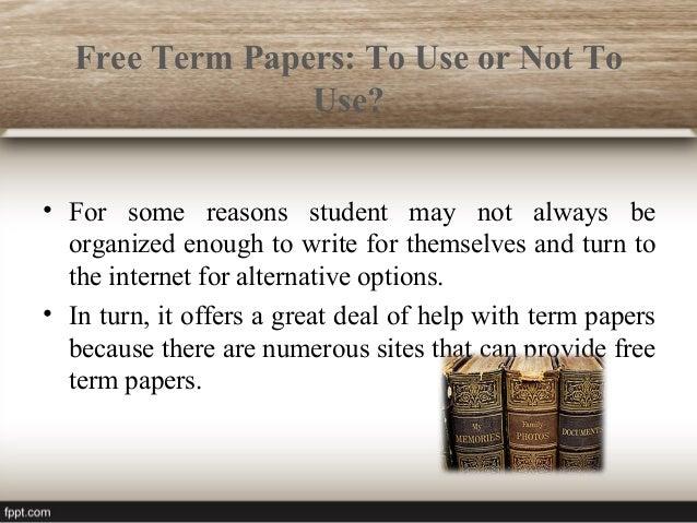 TermPaperWarehouse com: Free College Essays, Term