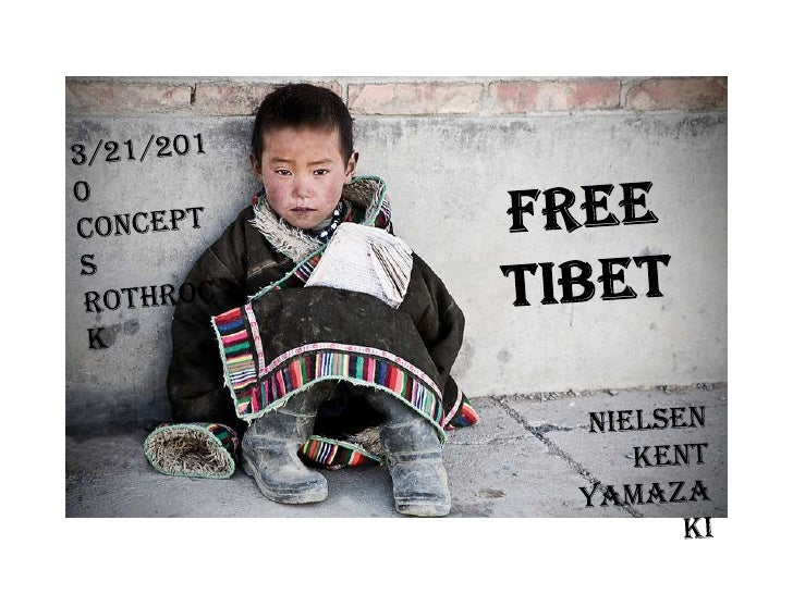 Free tibet   show