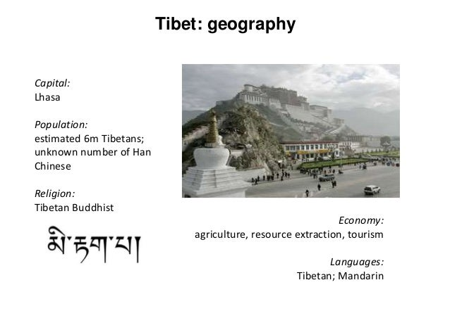 Writing a Essay about Tibet and need help with the background of Tibet before china invaed?