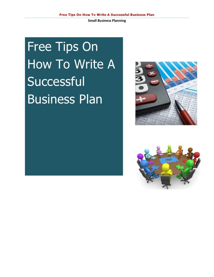 How To Write A Business Development Plan