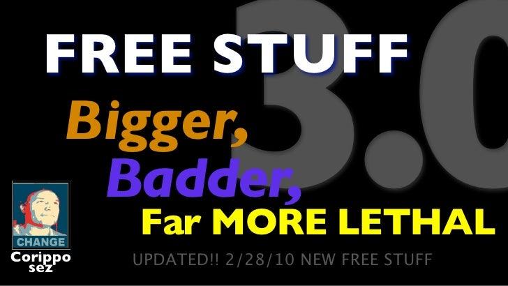 Free Tools 3 0