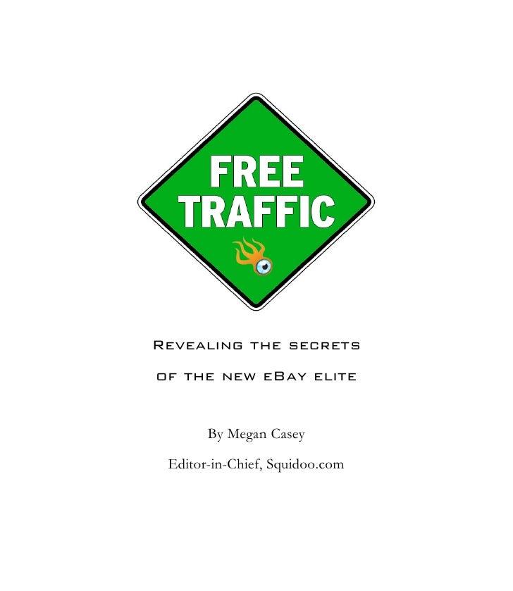 Free Trafficebook