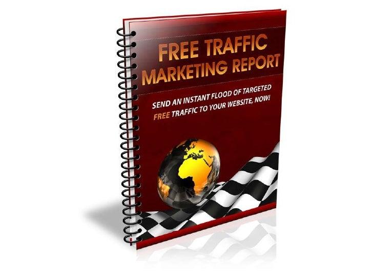 Free traffic marketing