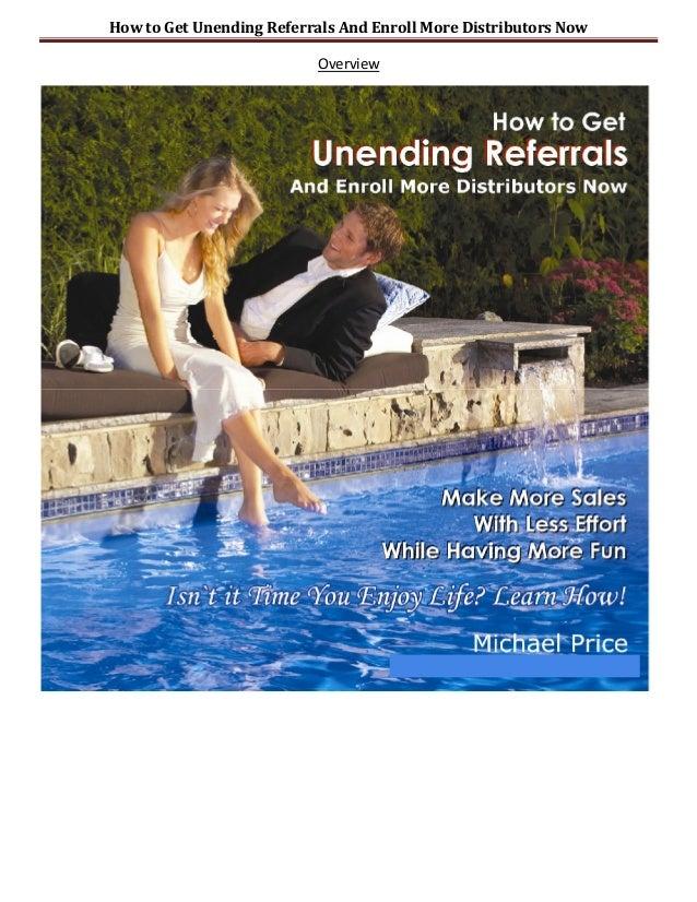 Free training on referrals (Transcript)