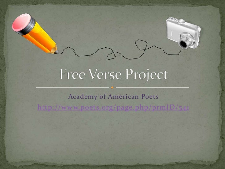 Academy of American Poets<br />http://www.poets.org/page.php/prmID/541<br />Free Verse Project<br />