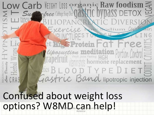 w8md weight loss centers can help