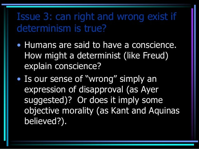 an analysis of free will and determinism Determinism is usually understood to preclude free will because it entails that humans cannot act otherwise than they do.