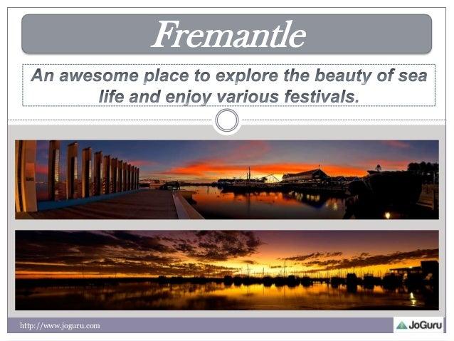 Top 4 Festivals in Fremantle by JoGuru