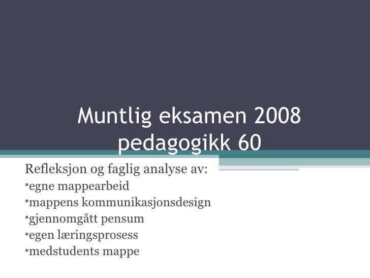 FremføRing HøSt 08 3