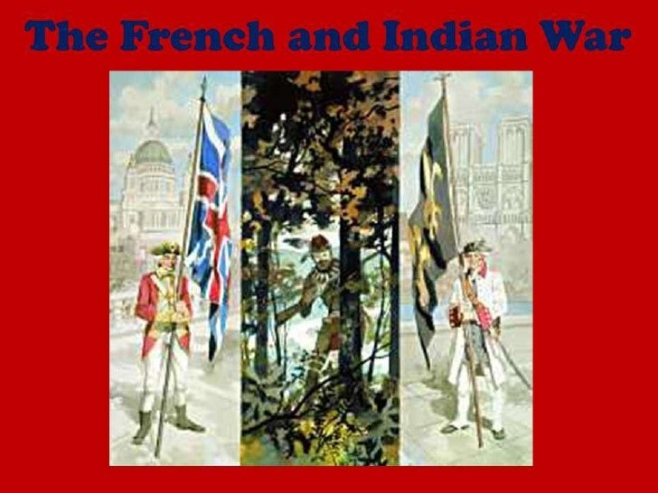 French and Indian War Paintings