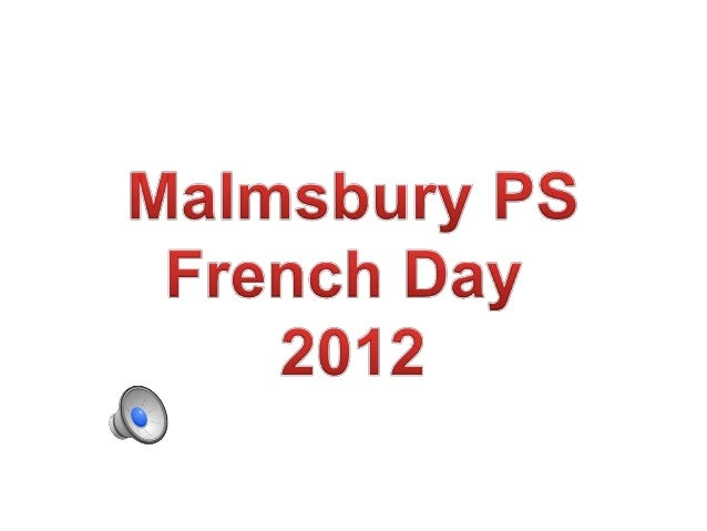 French Day 2012