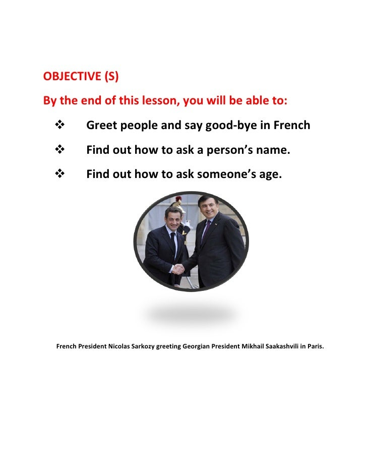 How to you say 'I will meet lots of customers' in French?