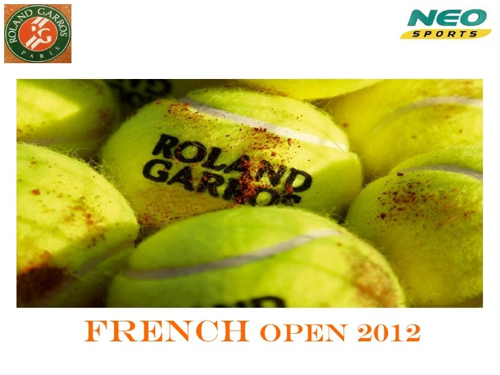 French open 2012 psnt