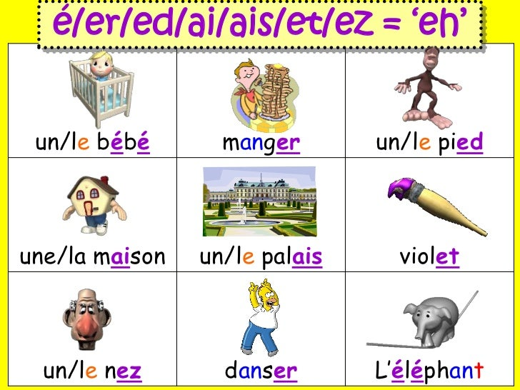 French Phonics For Key Stage 2