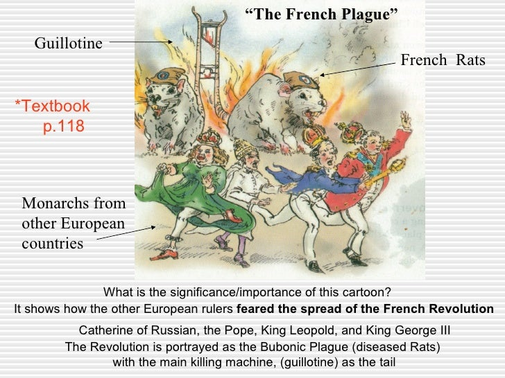 significance french revolution The american revolution had a significance far beyond the north american  in  a very real sense, it was a precursor to the french revolution, but it lacked the.