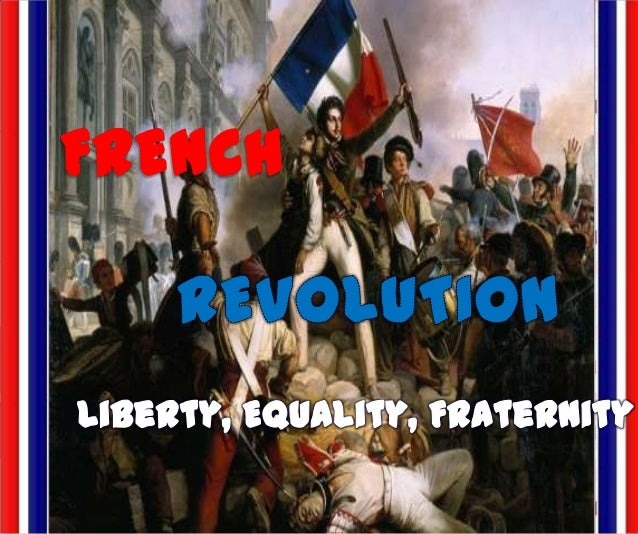 • The French Revolution (1789–1799), was a  period of radical social and political  upheaval in France that had a major  i...