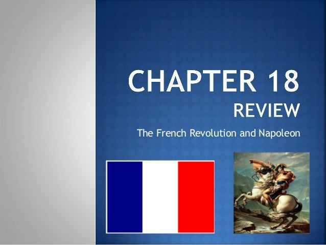 French revolution and napoleon review
