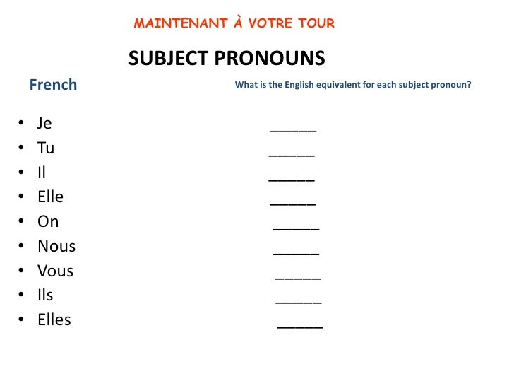 french subject pronouns exercises spanish subject pronouns worksheets and posters pronoun. Black Bedroom Furniture Sets. Home Design Ideas