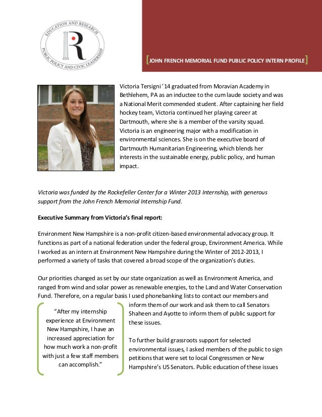 Victoria Tersigni '14 graduated from Moravian Academy in Bethlehem, PA as an inductee to the cum laude society and was a N...