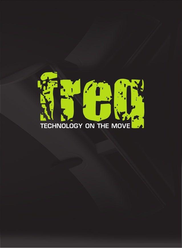 Freq Magazine Brand Development