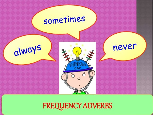 FREQUENCYADVERBS