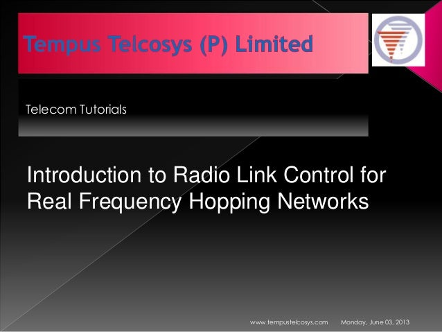 Frequency Hopping Network