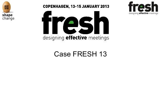 Case FRESH 13