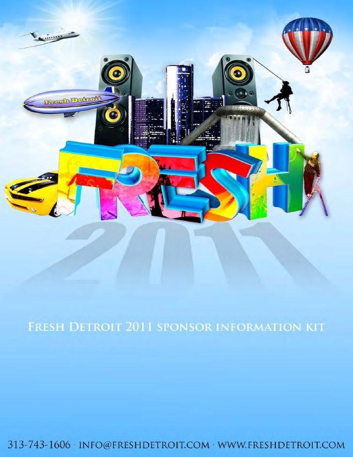 Fresh Detroit 2011