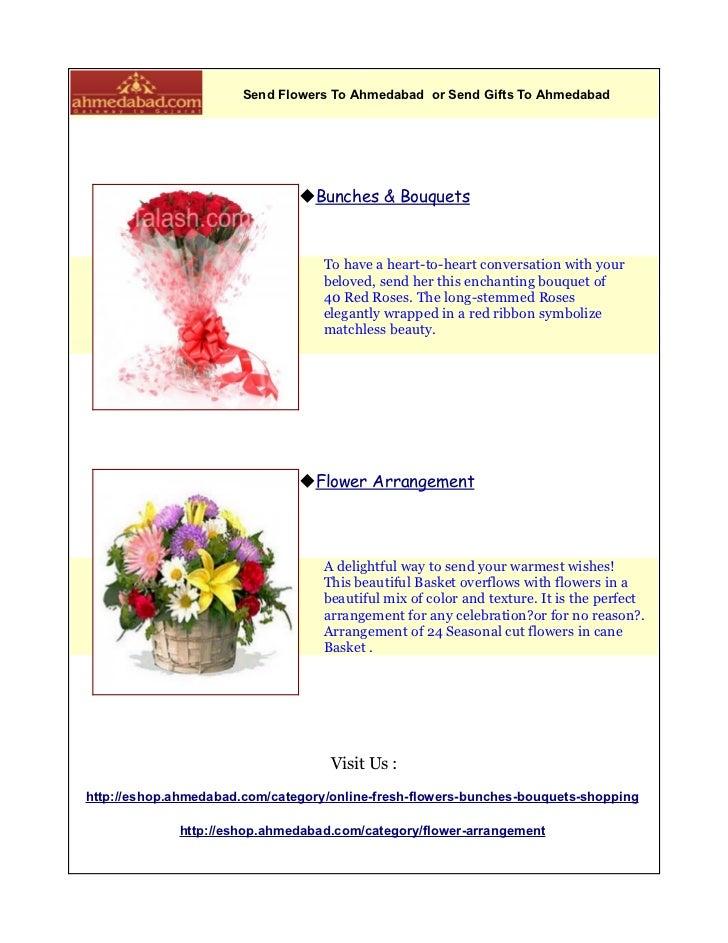 Flowers To Ahmedabad,Gujarat, Send Gifts To Ahmedabad, Online Flowers