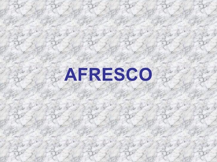 AFRESCO