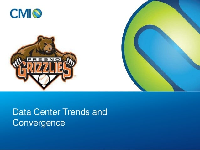 Data Center Trends and Convergence