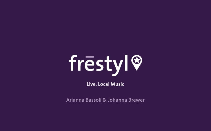 Live, Local MusicArianna Bassoli & Johanna Brewer
