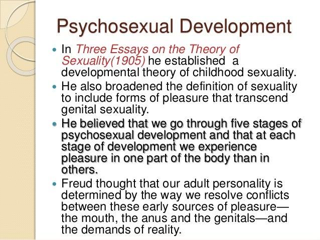 Freud three essays on sexuality full text