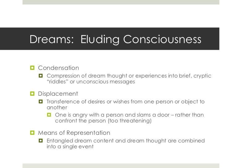 freudian dream analysis essay