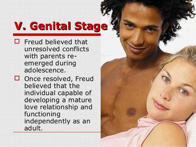 freud s psychosexual development
