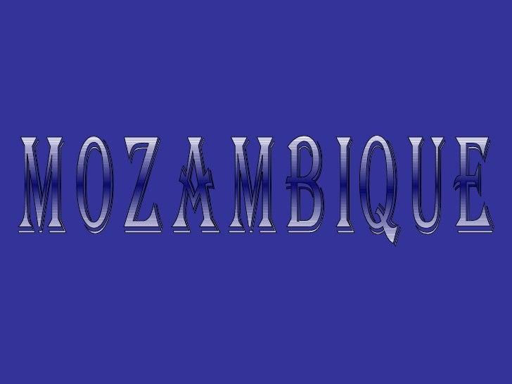 áFrica   mozambique