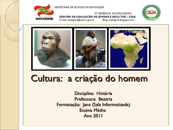 Disciplina:  História Professora:  Beatriz Formatação:  Jane (Sala Informatizada) Ensino Médio  Ano 2011 SECRETARIA DE EST...