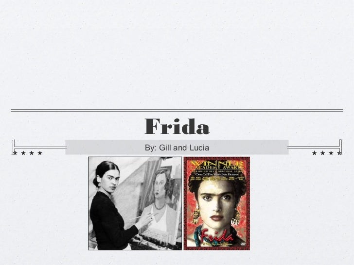 FridaBy: Gill and Lucia