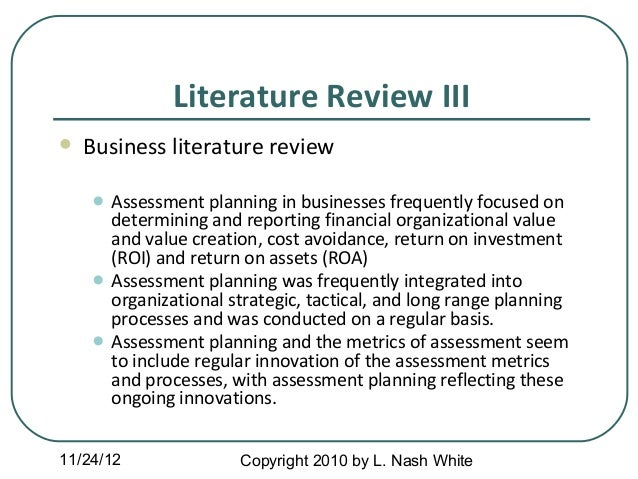 technology review and integration plan essay