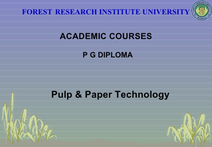 limerick pulp and paper research centre