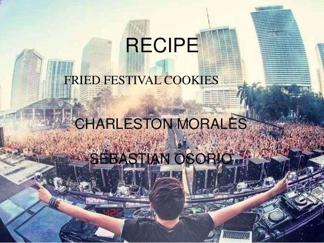 Fried Festival Cookies
