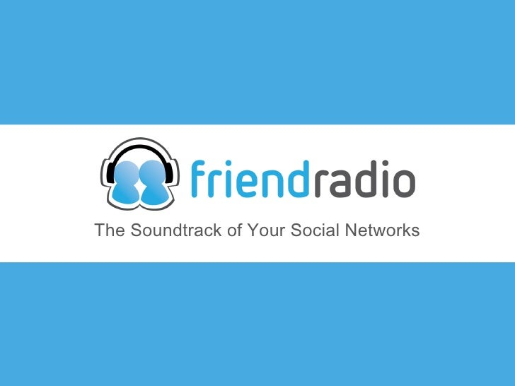 The Soundtrack of Your Social Networks