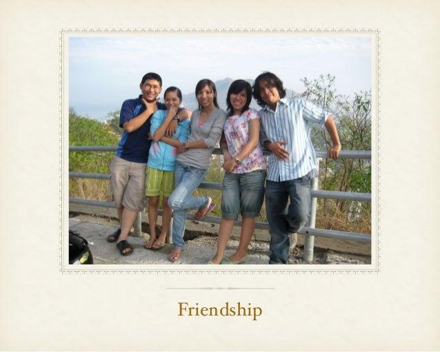 Friends Calendar 2010