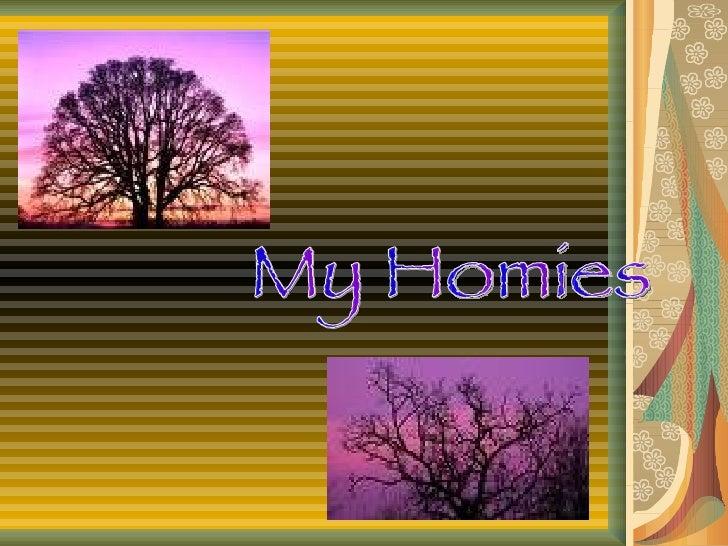 My Homies