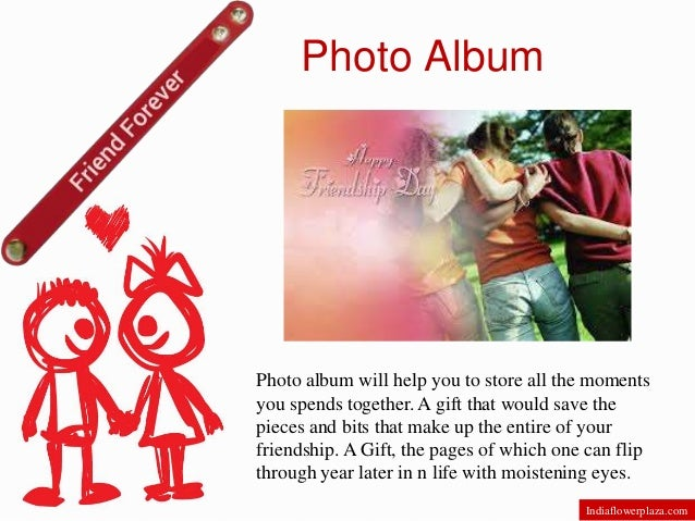 Friendship Photo Album Photo Album