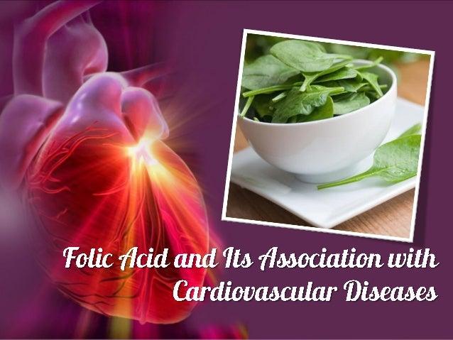 Folic acid and Heart diseases